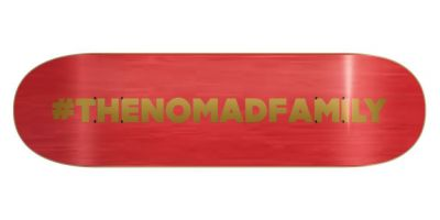 Nomad Hashtag Red Deck - 8.0