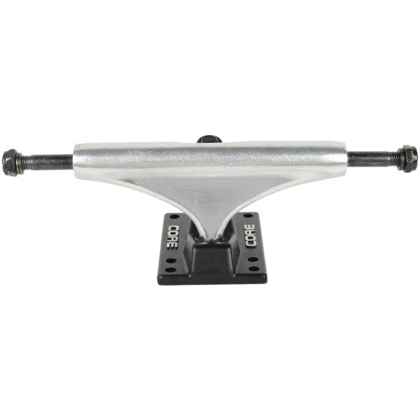 Core Trucks Skateboard Achse silber/schwarz 4.5