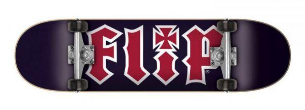 Flip HKD Black Komplett Skateboard 8.0