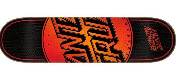 Santa Cruz Skateboard Deck McCoy Total Dot VX 8.25