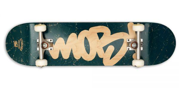 MOB Skateboards Komplettboard Tag Logo ocean - 8.125
