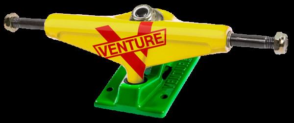 Venture Achse 5.0 Marquee Rasta low