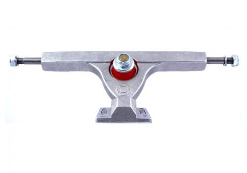 Caliber Raw Silver 50 Deg Truck 158mm