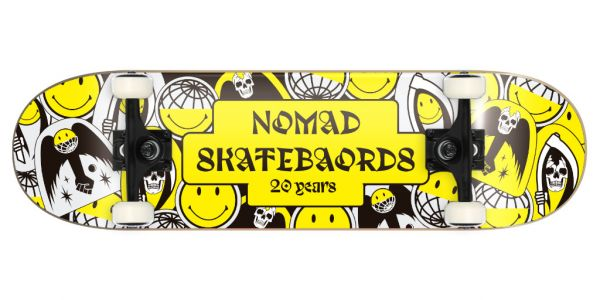 Nomad Stickers Pack For 20 Komplettboard - 7.875