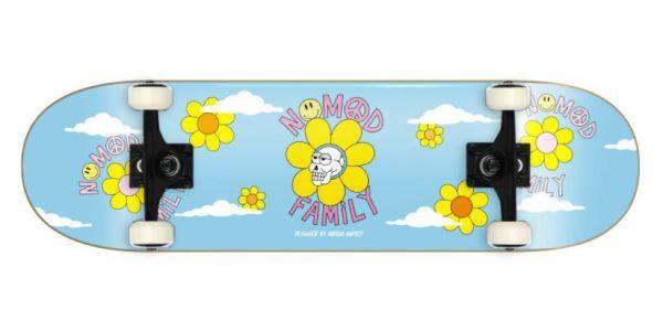 Nomad Flower Power Komplettboard - 8.0