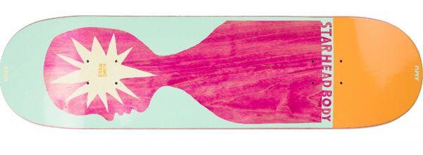 UMA Landsleds Starhead Body Evan Skateboard Deck 8.50