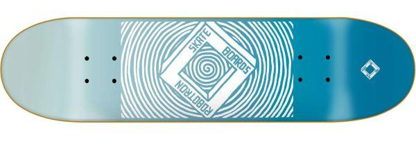 Robotron Square Handjob Curacao Skateboard Deck 8.3