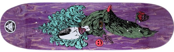 Welcome Tonight I'm Yours Baculus 2 Skateboard Deck 9.0