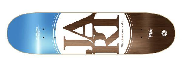 Jart Wood High Concave Skateboard Deck 8.25