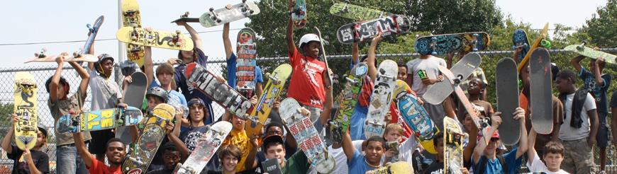 Kinder Skateboards