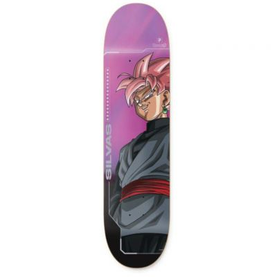 Primitive Silvas SSR Goku Black Deck - 8.125