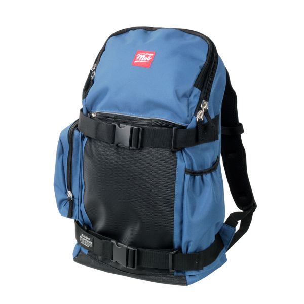MOB Skateboards Backpack Trouble - ocean