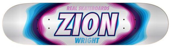 Real Wright Bandwidth Pro Oval Skateboard Deck 8.06