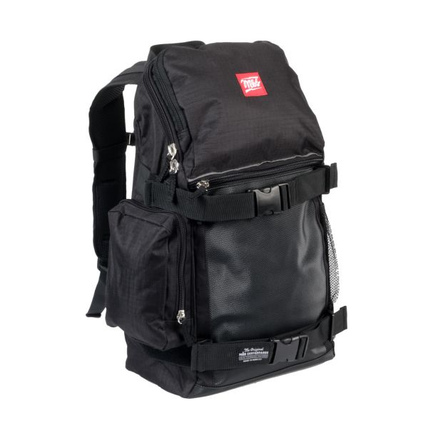 MOB Skateboards Backpack Trouble - black