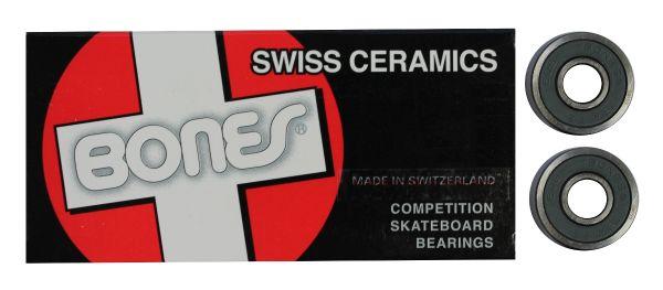 Bones Swiss Ceramics Skateboard Kugellager