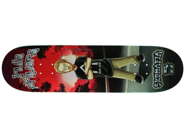 Sk8Mafia Palmore Hemiez Skateboard Deck 8.5