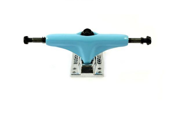 Core Trucks Skateboard Achse neon blau/silber 5.0