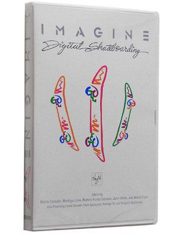 Digital Skateboarding Imagine DVD