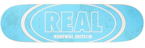 Real Team Floral Renewal #2 Skateboard Deck 8.50