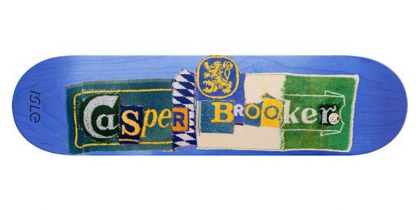 ISLE Pub Series Casper Brooker Deck - 8.5