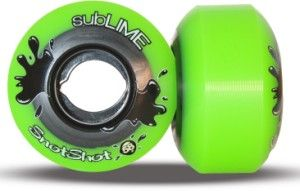 Sublime Skateboard Rollen SnotShots 58mm