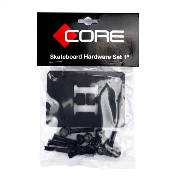 "Standard CORE Hardware Set Kreuzschlitz 1"""