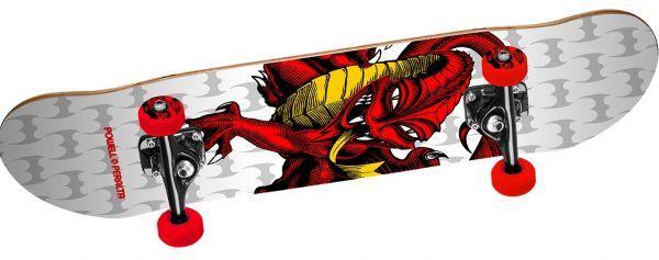 Powell-Peralta Cab Dragon Komplett Skateboard 7.75