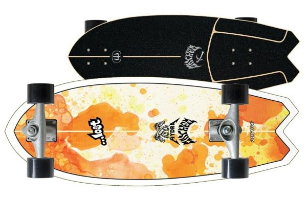 """Lost X Carver Surfskate Hydra CX 29"""""""