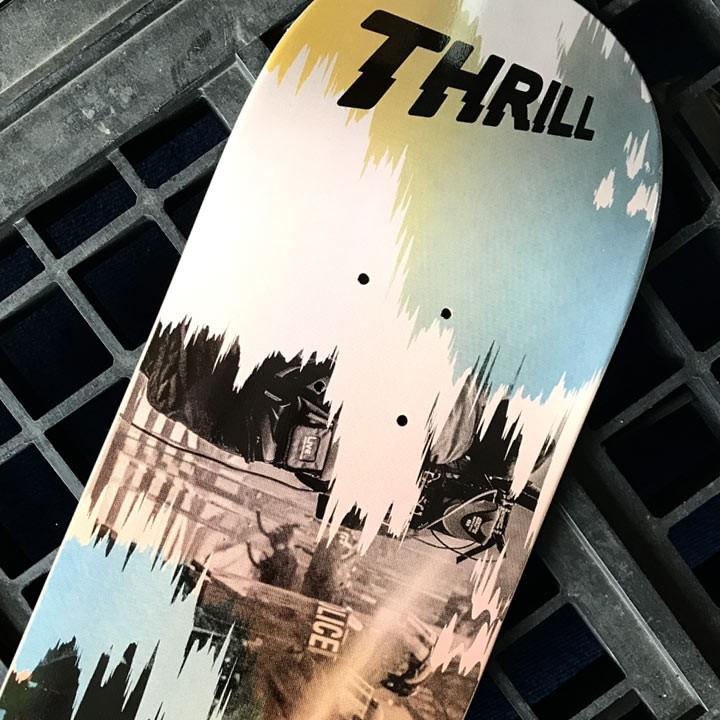 Thrill Skateboards