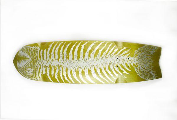 Alva Dead Piranha Grün 32 x 8.5