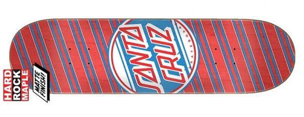 Santa-Cruz Street Dot Skateboard Deck 8.25