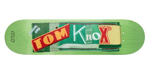ISLE Pub Series Tom Knox Deck - 8.375