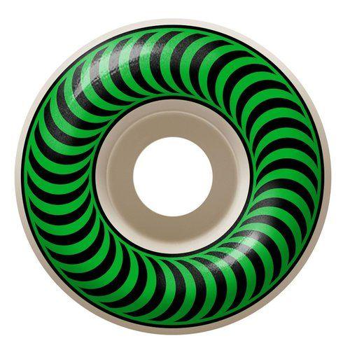 Spitfire Skateboard Rollen F4 Classic Green 101A 52mm