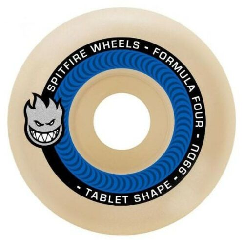 Spitfire Skateboarad Wheels F4 Tablets 99a 54mm