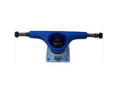Tensor Trucks Skateboard Achse Slider Duo Tone blau/blau 5.0