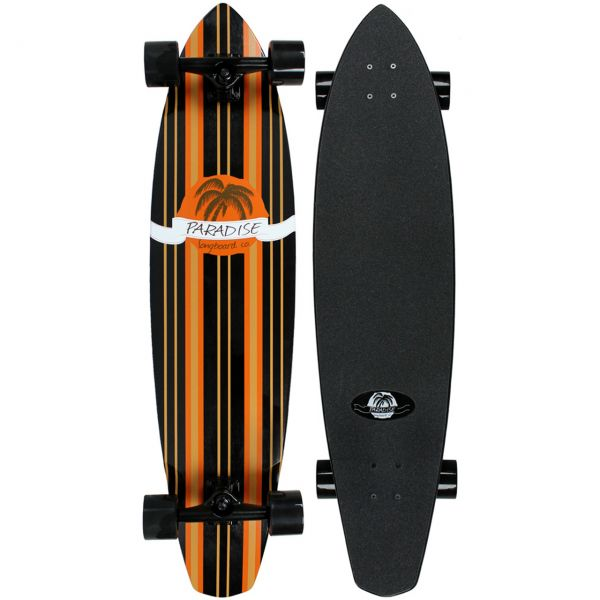 Paradise Complete Longboard Kicktail Tommy1 40.25 x 9.5