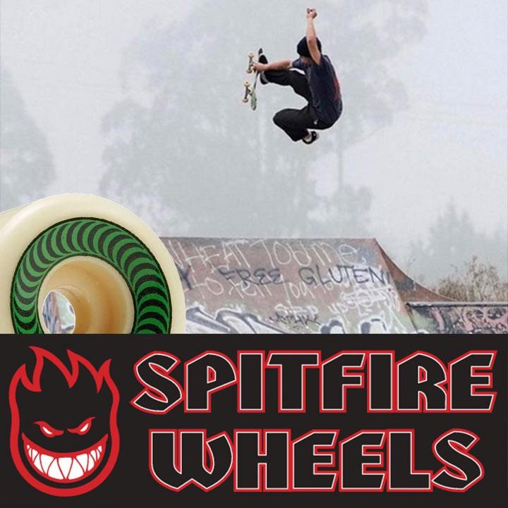 Spitfire Rollen im Skateshop24
