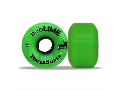Sublime Skateboard Rollen Powerslides 60mm
